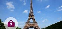 Mystery Hotel Parijs en omgeving