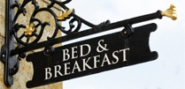 Bed and breakfasts / kleine hotels