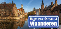 Regio van de maand: Vlaanderen